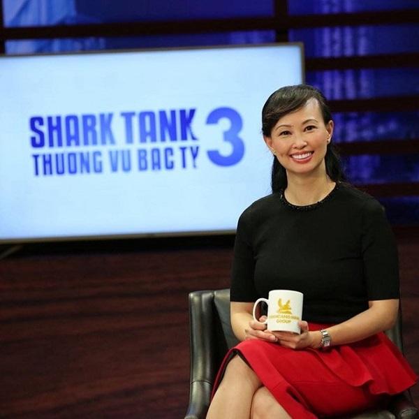 Tiểu sử Shark Thái Vân Linh