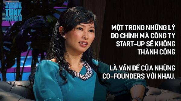 """Tiểu sử Shark Thái Vân Linh – Shark nữ """"khó tính"""" trong Shark Tank Việt Nam"""
