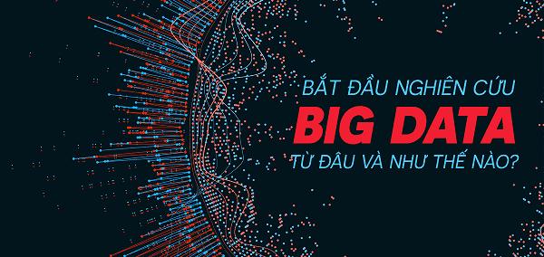 Học Big Data bắt đầu từ đâu? – Những thắc mắc thường gặp phải