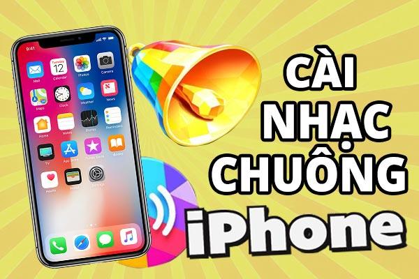 Tất tần tật các cách cài đặt nhạc chuông cho Iphone bằng Itunes