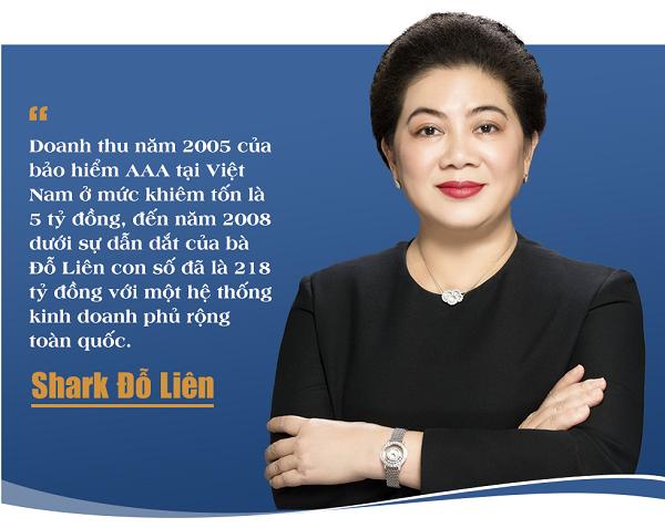 Tiểu sử Shark Đỗ Thị Kim Liên - Shark Tank Việt Nam 2019